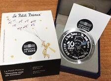 France 2015 Petit Prince 10 euros Silver Proof - dessine moi un mouton