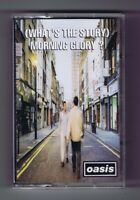 Oasis What's the Story Morning Glory VINTAGE 1995 Cassette Tape