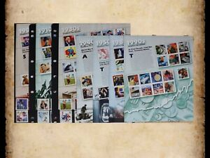 US Postage Stamps Face Value $42+ Unused Lot #87 Sheets Single Celebrate Century