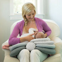 Adjustable Baby Breastfeeding Pillow Convenient Use Nursing Pillow Feeding Pads