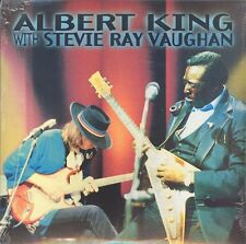 Albert King w/ Stevie Ray Vaughan - In Session LP - Sealed - NEW COPY