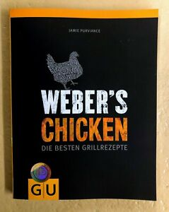 Weber's Chicken - Grillbuch - Neu und OVP