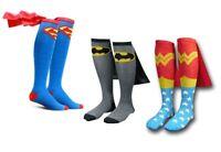 Newly Fashion Unisex Comic Hero Costume Wonder Woman Cape Socks Knee High