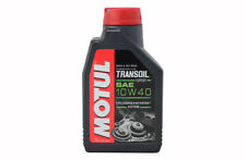 olio Motul cambio 2 / 4 tempi Transoil Expert 10W40 moto cross enduro offroad