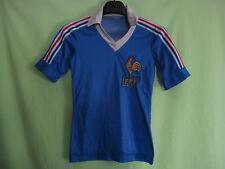 Maillot Equipe de France 1979 Adidas Jersey Vintage Enfant - 6 / 8 ans
