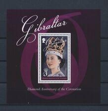 LL93520 Gibraltar queen Elizabeth II good sheet MNH