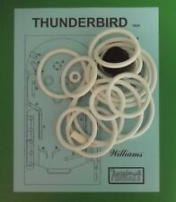 1954 Williams Thunderbird pinball rubber ring kit