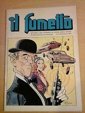 IL FUMETTO rivista ANAF N. 15/1981 magnus alfredo castelli freccia mario nerbini