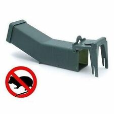 BUY 3 GET 1 FREE REUSABLE HUMANE MOUSE TRAP CATCH NOT KILL MICE PEST CONTROL