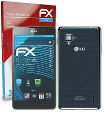 atFoliX 3x Screen Protection Film for LG Optimus G Screen Protector clear