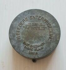 OEM K-Feeders Enterprises bird feeder metal lid  rhode island