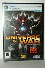 UNIVERSE AT WAR EARTH ASSAULT GIOCO NUOVO PC DVD VER ITALIANA VBC 42574