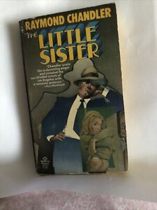 THE LITTLE SISTER  1976 RAYMOND CHANDLER   PHILIP MARLOWE (A4)