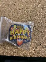 Amazon Employee Happy Birthday Peccy Pin
