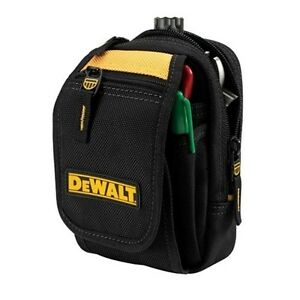 DeWalt DG5104 Accessory Accessories Tool Belt Clip Pouch Holster Holder Zippered