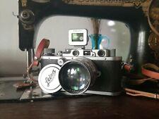 CZ JENNA 50/1.5 SONNAR M39. Just lens for SALE!!!