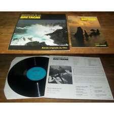 D.BOUCHAUD/LARC'HANTEC-Merveilles de la Bretagne LP Private Press Celtic Folk NM