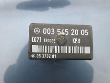 Kraftstoffpumpen Relais KPR 003 545 20 05 Mercedes-Benz 190 W201 W124