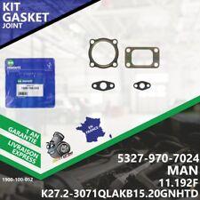 Gasket Kit Joint Turbo MAN 11.192F 5327-970-7024 K27 D0826LF07 Melett-052