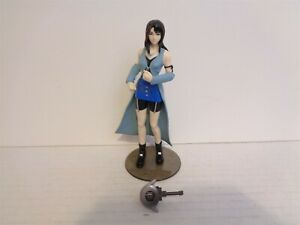 1999 Bandai Final Fantasy VIII 8 Rinoa Heartilly Action Figure Complete