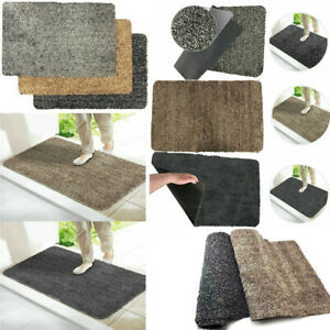 Absorbent Magic Super Door Mat Microfiber Clean Step Washable Anti-Slip FloorMat