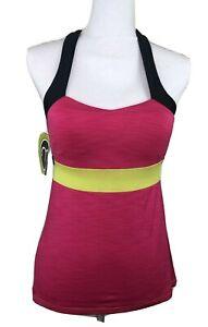 Moxie NWT Women's Medium Century Sweetheart Jersey Tank Pink SWE16508-0002 $69