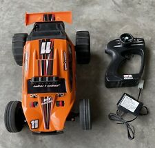 Rare Mt Racing Sand Runner Extreme Rc Orange Very Fast 2.4ghz Tested
