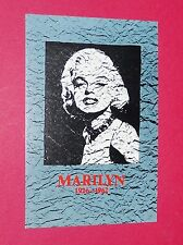 CPA CINEMA CARTE POSTALE MARILYN MONROE POSTCARD GB