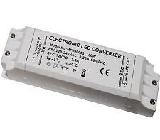 1 x 50W LED Driver Transformer for LED Lighting 12v
