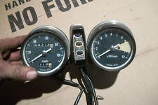 Honda CB360 CB 360 CB360T 1976 gauges speedometer tachometer tach clock guage