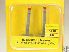 Telefonstation Telekom     - Brawa HO 5438 #E