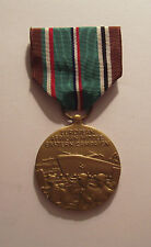 VINTAGE WW II European African Campaign Military Medal