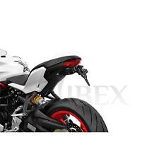 Ducati Supersport BJ 2017-18 Kennzeichenhalter Kennzeichträger IBEX Pro