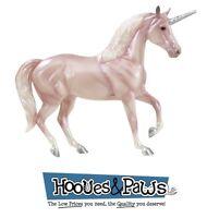 Breyer Classics Horse Model Aurora Pink Unicorn Toy Model 62059