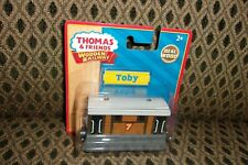 Thomas & Friends Wooden Railway TOBY NIB 2010Learning Curve LC99007