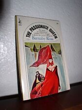The Passionate Queen by Barnaby Ross (Pocket#50497,1'st Prnt.June 1966,Paperback