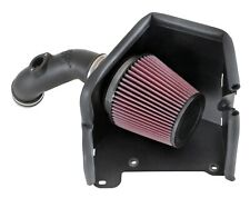 K/&N Performance Cold Air Intake Kit 69-6544TS with Lifetime Filter for 2008-2014 Mitsubishi Lancer 2.0L//2.4L