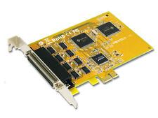 Sunix SER5466A PCI Express 8 Port RS-232 Serial Card
