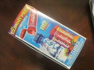 ZipFizz B12 Energy Drink Mix Combo Pack (30 Tubes) ~NEW & SEALED~ EXP 2022