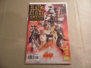 Blaze of Glory The Last Ride #1 (Marvel 2000) Free Domestic Shipping