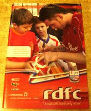 Away Teams C-E Darlington League Two Football Programmes