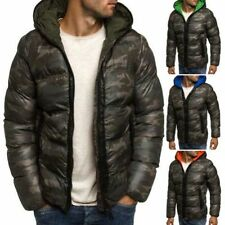 Nylon Quilted Coats & Jackets for Men