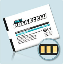 polarcell BATTERIA PER SAMSUNG GALAXY ACE PLUS GT-S7500 Duos GT-S6802 BATTERIA