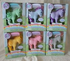 My Little Pony Generation 1 35TH Anniversary COMPLETE Collection IN HAND Lot All