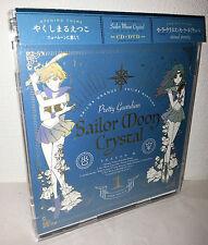 PRETTY GUARDIAN SAILOR MOON CRYSTAL 3RD SEASON DVD VIDEO USATO JAP VBCJ 52734