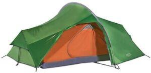 Vango Nevis 300 3 Person Lightweight Hiking Tent - Pamir Green