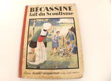 BD Bécassine fait du scoutisme 1931 Gautier Languereau