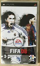 PSP FIFA 08 PAL ESPAÑA