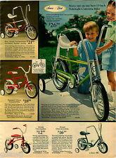 1970 PAPER AD  Bike Bicycle Converta Banana Seat Wagon Coaster Stake Spyder