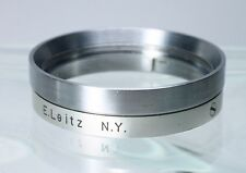 LEICA E. LEITZ NY SUMMITAR FILTER TO A36 LENS CLAMP ON ADAPTER 13079 / SOOTF #1